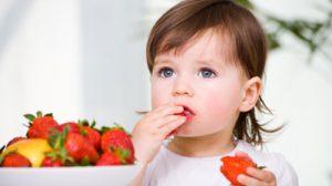 Bebekler Hangi Meyveleri Tüketmeli