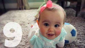 9 aylık bebek gelişimi