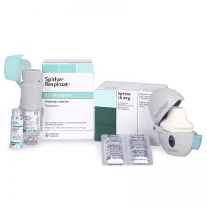 Spiriva 18 mcg inhalasyon toz içeren kapsül nedir ve ne için kullanılır?