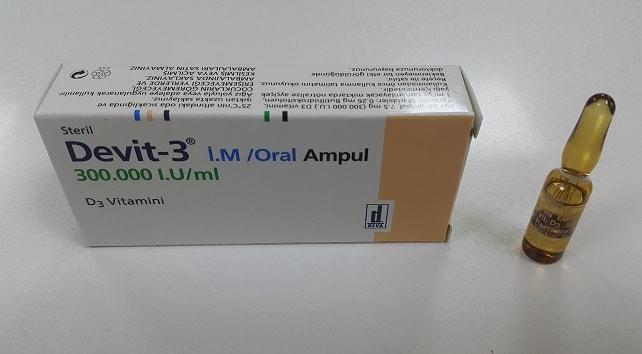 Devit-3 Oral Ampul Nedir ve Nasıl Kullanılır?