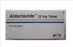 Aldactazide 25 mg tablet nedir ve ne icin kullanilir