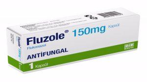 Fluzole 150 mg1 kapsul